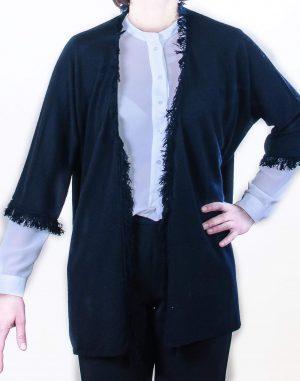 kimono frange