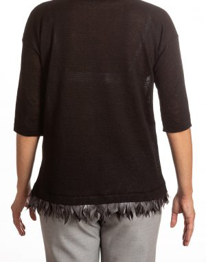 maglia in lino